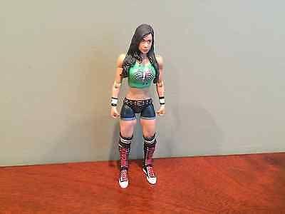 WWE Mattel AJ Lee Diva Series 53 Wrestling Figure CM Punk WWF