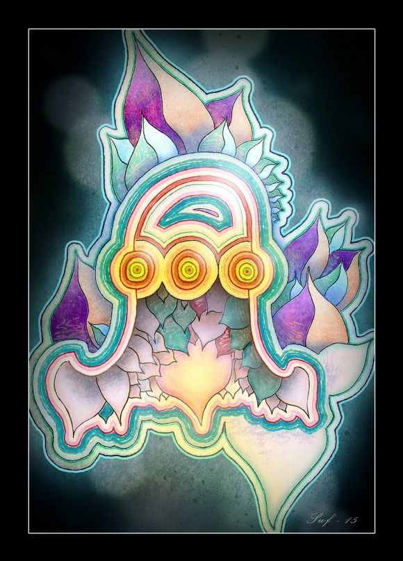 Art by Stewart Wayne Fanning (Ontario, Canada) - bohemianizm