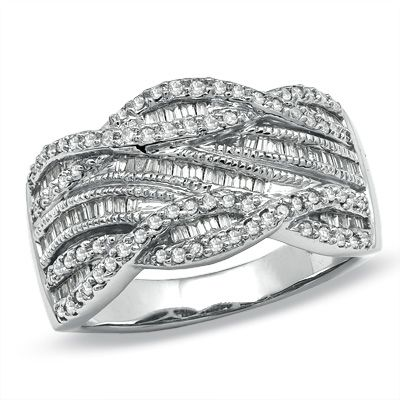 36 Best Images About 10th Anniversary Rings On Pinterest