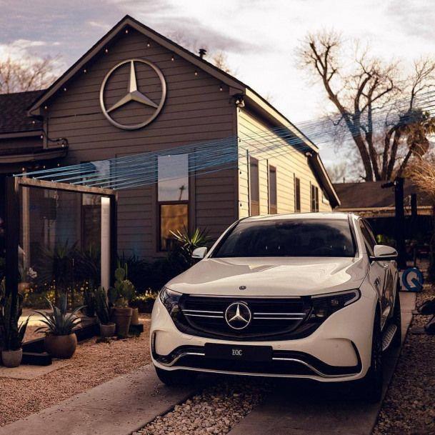 Mercedes Eqc Nature Green White Suv Suv Mercedes Suv Mercedes Benz Amg Benz Mercedes Benz