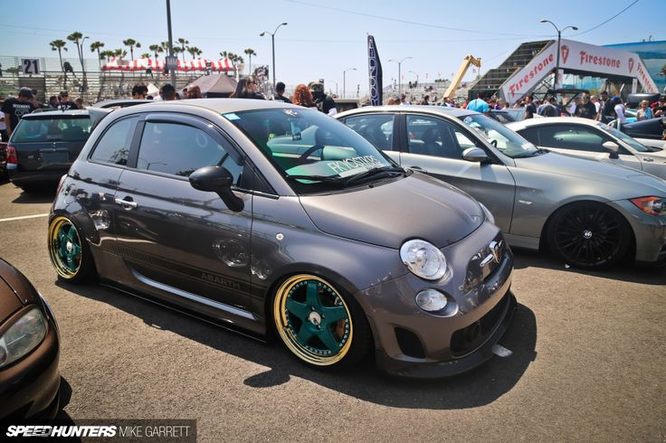 64 best fiat 500 tuneados images on pinterest fiat 500 for Garage abarth paris