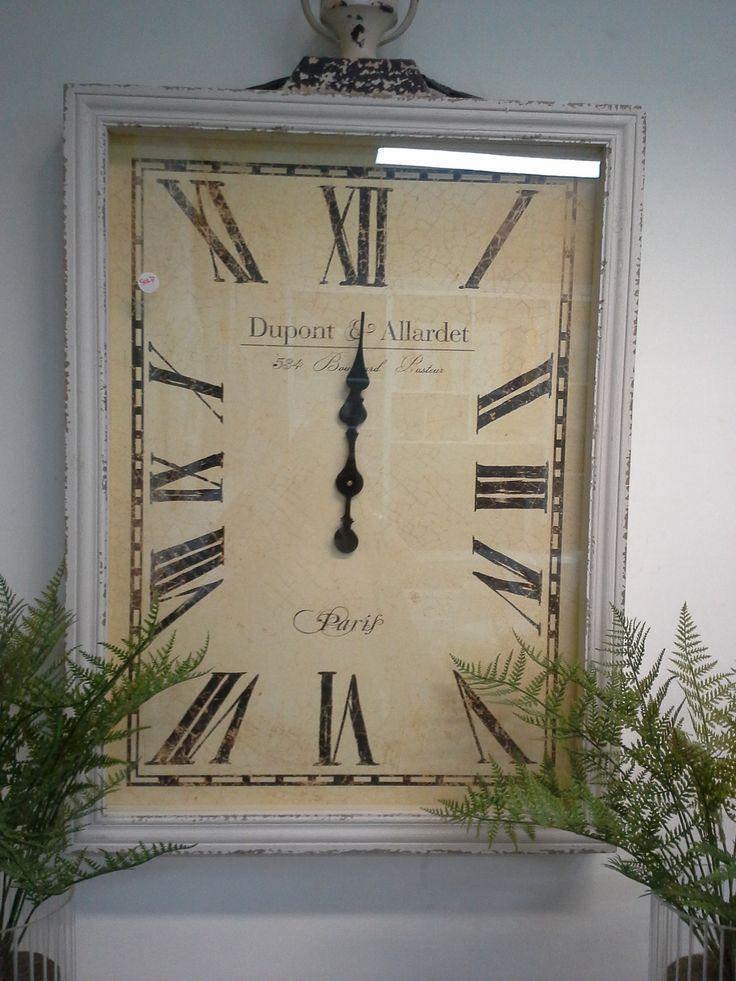 DuPont & Allardet Paris Clock $298