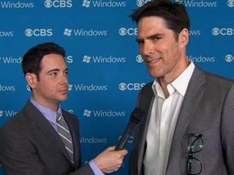 Criminal Minds - Thomas Gibson Interview