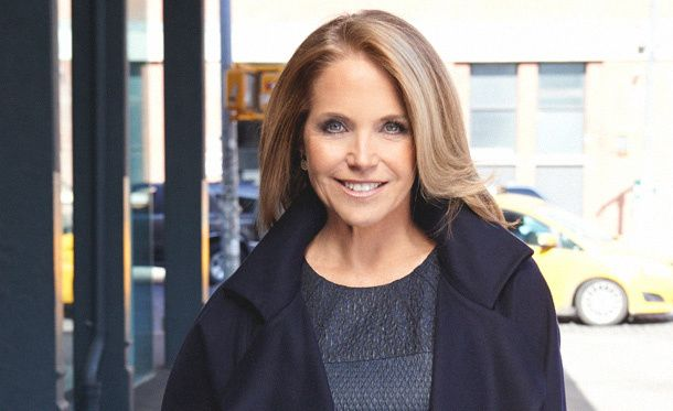 Katie Couric Sounds Off: Grief, Research and the Importance of Early Detection