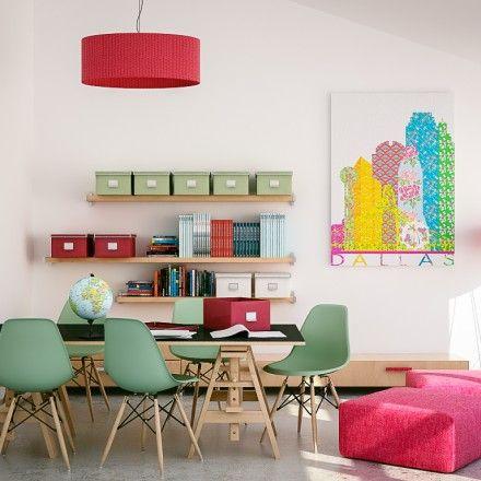 … un laboratorio creativo ‹ Emanuela Berardi Architecture #rendering #3d #cgi #office #creative