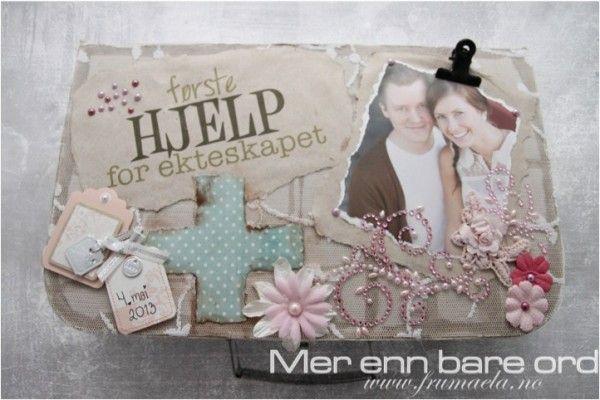 amazing gift idea from   Fru Mæla