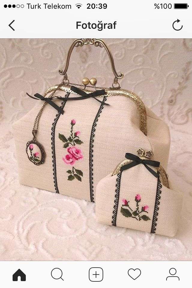 Türk işi çanta