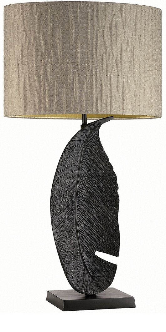 """""""bronze"""" bronze table lamp, table lamps, modern table lamps, contemporary table…"""