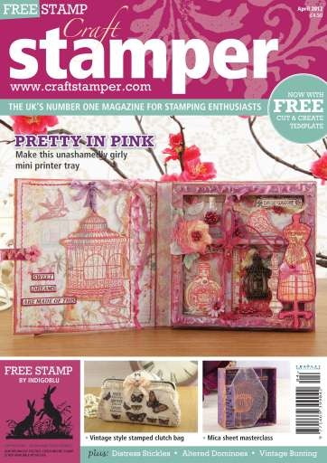 read craft stamper magazine as a digital issue
