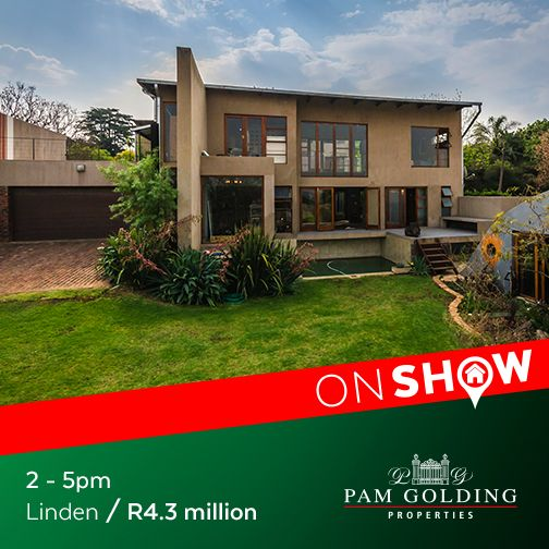 On Show Sunday 2 October from 2 - 5pm. Click for more information. #OnShow #ForSale #Linden