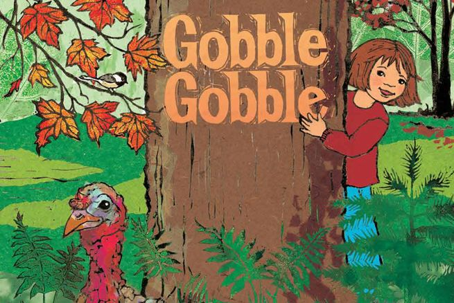 Thanksgiving is getting closer! Why don't we learn something about wild turkeys and have fun with kids? This book includes activities and a quiz.