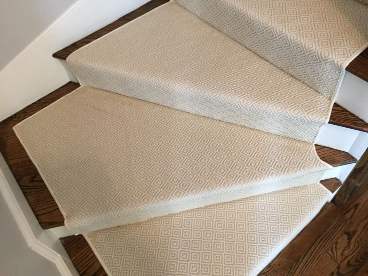 Best Wool Stair Runner Neutral Carpet With Images Wool 640 x 480