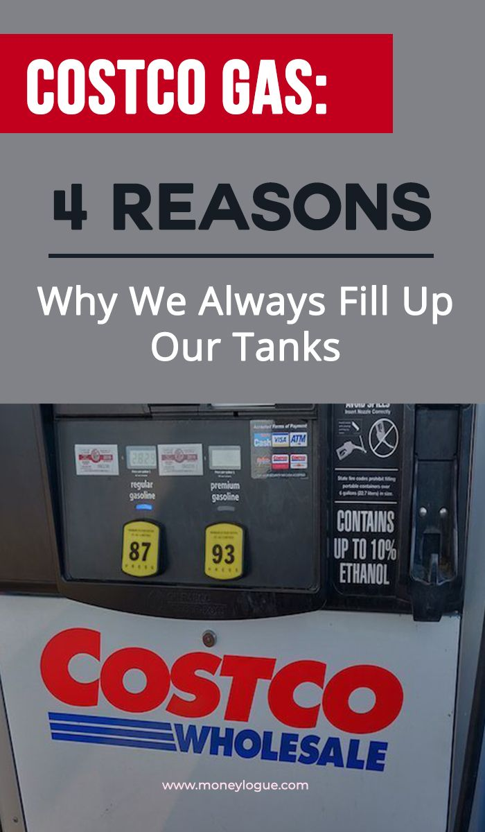 Gas Stations Prices Costco