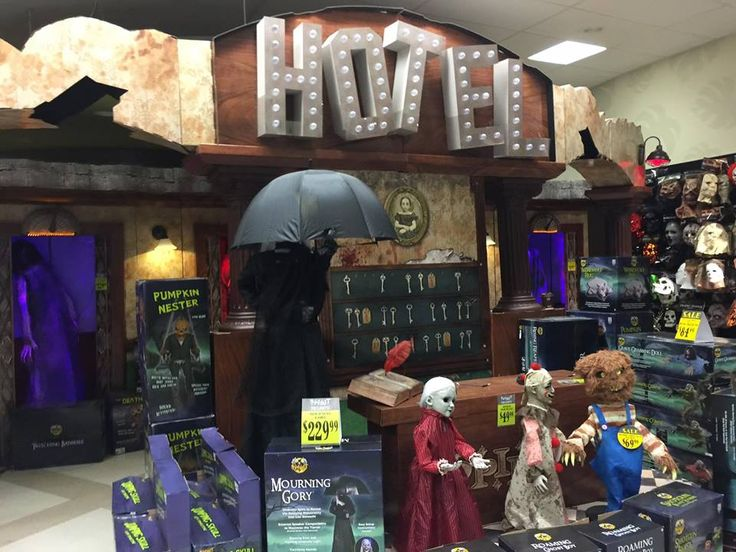 Spirit Halloween Superstore at Ala Moana