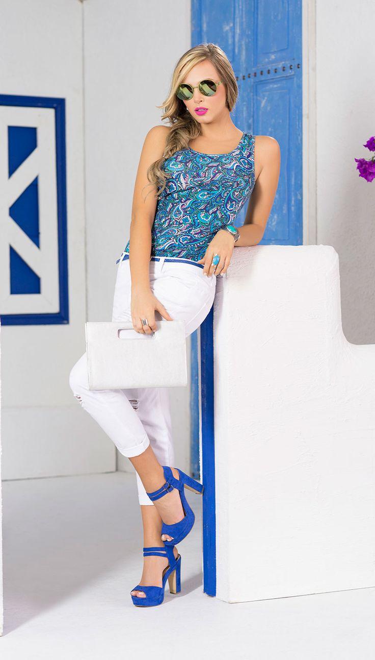 #ModaSexy #Carmel #Mediterráneo