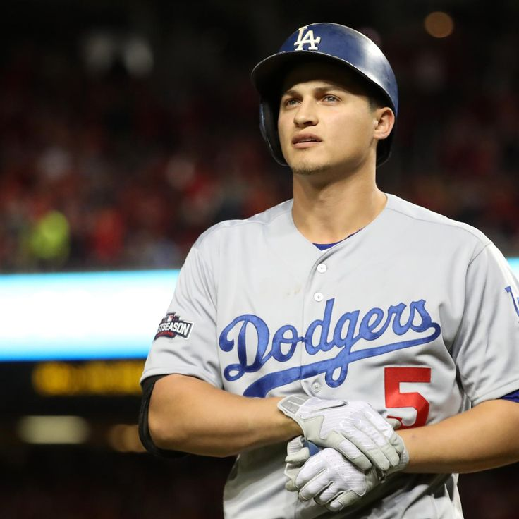 Congrats to the NL's Rookie of the Year Corey Seager  #Unanimous #ROY #Dodgers