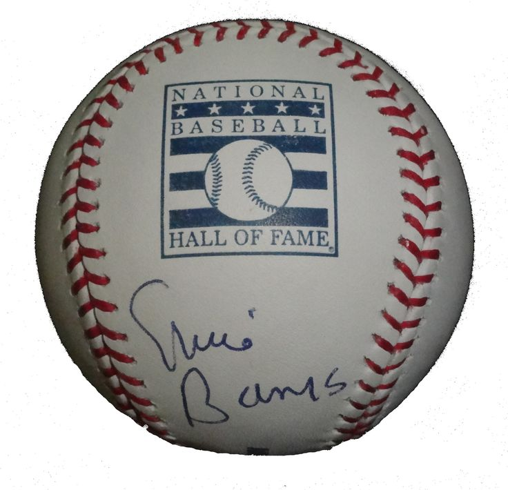 Chicago Cubs Ernie Banks signed Rawlings ROMLB Hall of Fame commemorative baseball w/ PSA/DNA authentication. Free USPS shipping. www.AutographedwithProof.com is your one stop for autographed collectibles from Chicago sports teams. Check back with us often, as we are always obtaining new items.