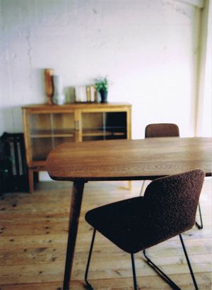 TRUCK|122. TORCH DINING TABLE