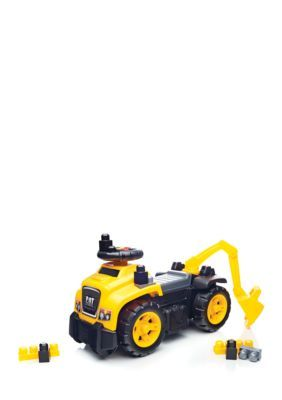 Fisher-Price Mega Bloks Cat 3-In-1 Excavator Ride-On - Asst - No Size