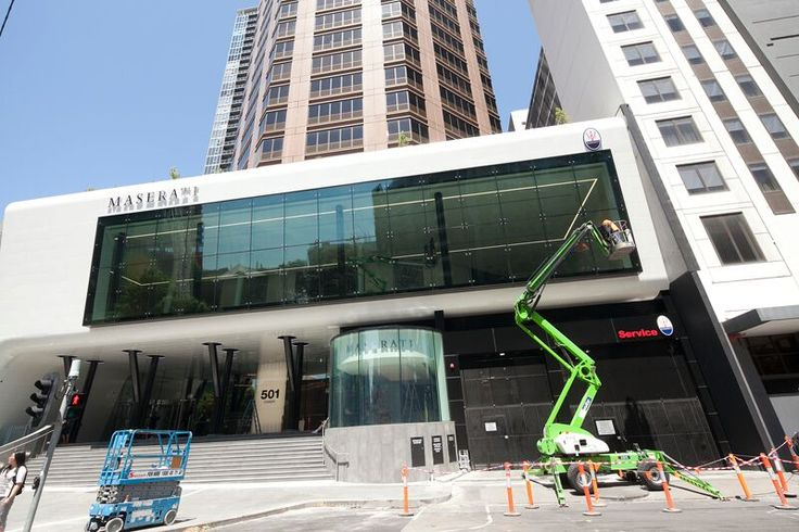 Criterion Industries' Zagame Swanston Street project.