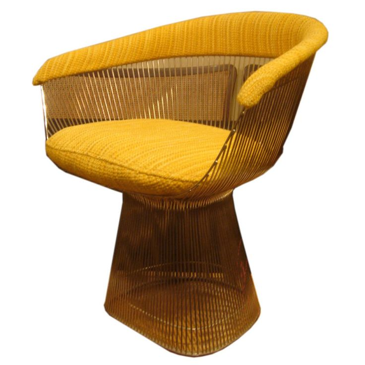 warren platner for knoll chair