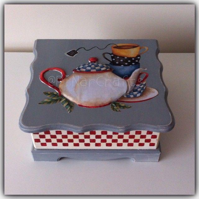 tea box / çay kutusu