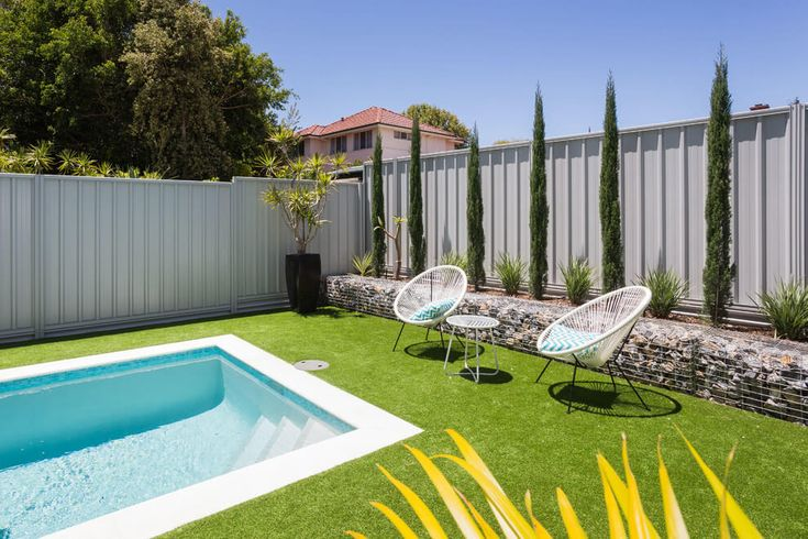 17 best images about small backyards on pinterest for Pool design eltham