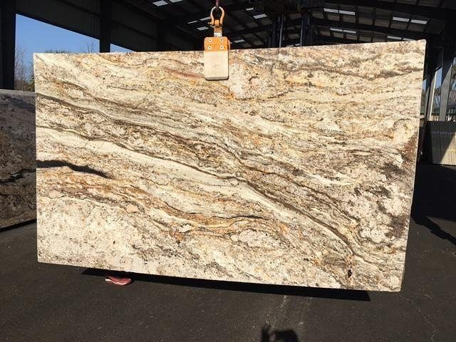 New Betularie Granite From Brazil Has Browns Taupes And
