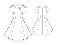 Robe - Patrons de couture #4368
