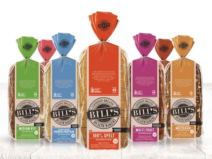 Bill's Certified Organics Packaging Revolution on Packaging of the World - Creative Package Design Gallery