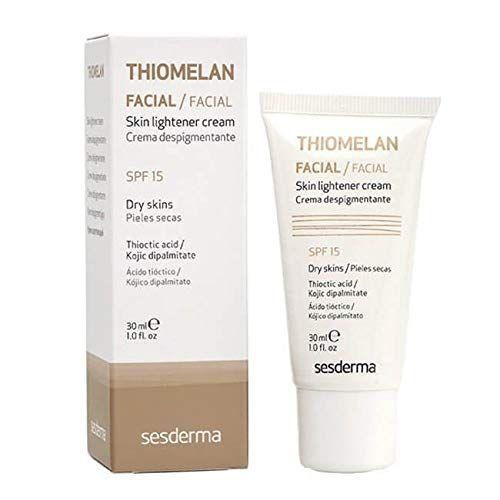 Sesderma Thiomelan Skin Lightener Cream Spf15 30ml 0 Skin