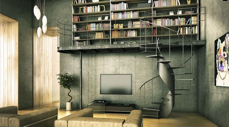 Contemporary Industrial Library