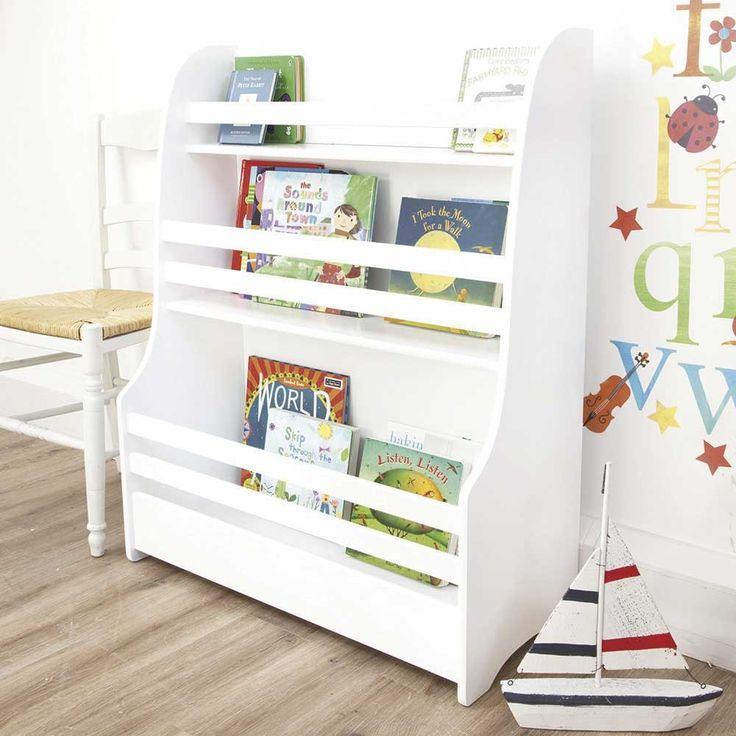 White Bookcase | JoJo Maman Bebe