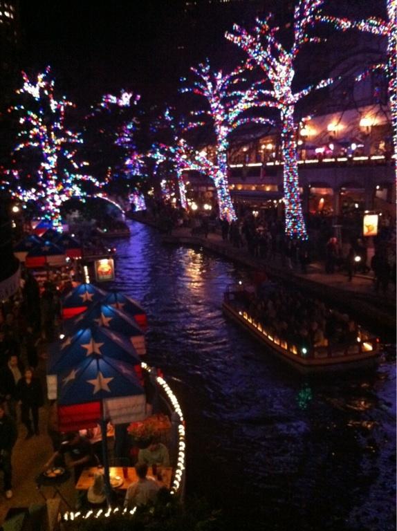Riverwalk in San Antonio, TX - Been there!