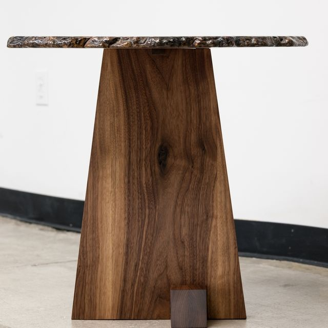 This would be a great base for a console table  Love this from CustomMade