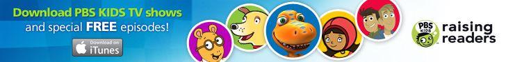 PBS Kids Bookfinder
