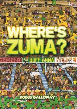 Where's Zuma? deur Kobus Galloway