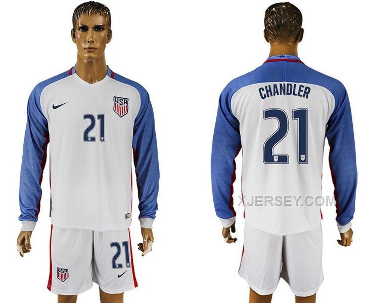 http://www.xjersey.com/usa-21-chandler-home-2016-copa-america-centenario-soccer-jersey.html USA 21 CHANDLER HOME 2016 COPA AMERICA CENTENARIO SOCCER JERSEY Only 33.11€ , Free Shipping!