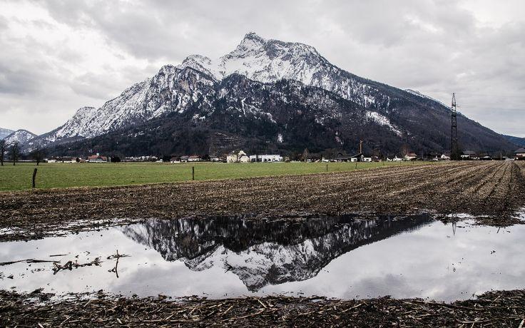 untersberg reflection