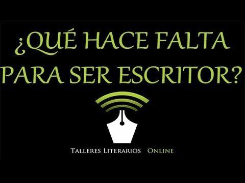 Talleres Literarios Online | Talleres Literarios Online gratuitos y otros recursos para escritores.