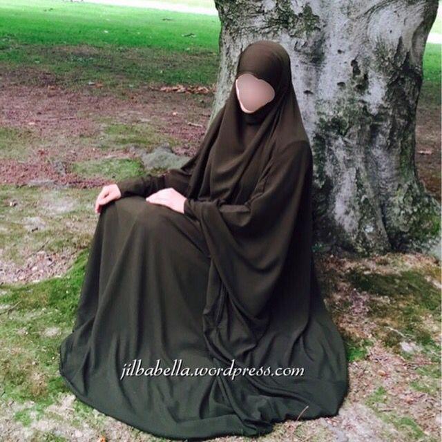 "Jilbab ""Umm Hafsa"" from Maktabah Ahloul Hadith"