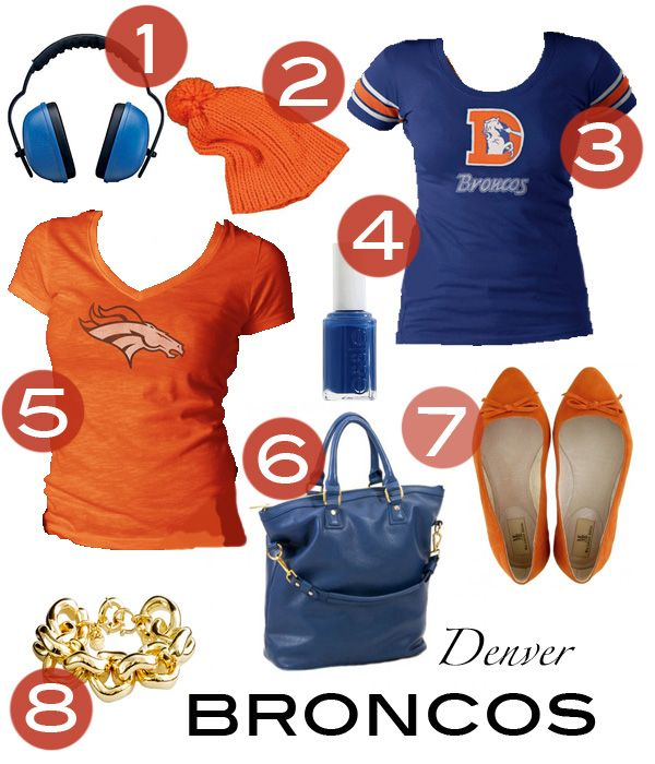 '47 Brand Holiday Guide for the Sports Fan - Denver Broncos Fashion