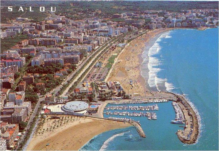 Salou Beach, Spain