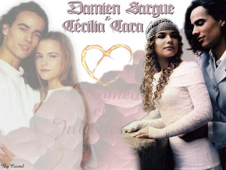 Cécilia Cara & Damien Sargue