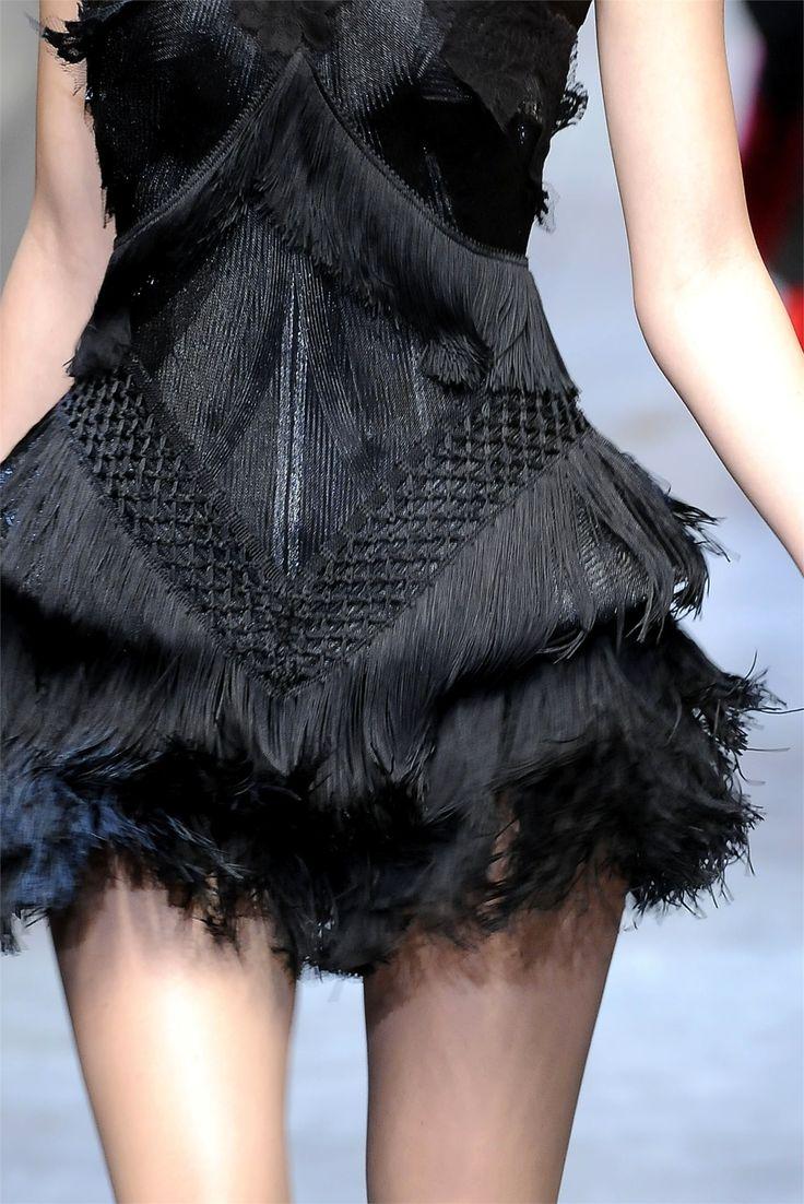 Fringe | Dolce & Gabbana