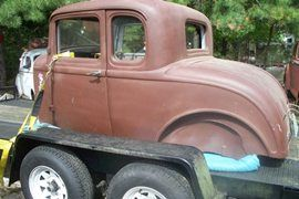 Sam's Ford Garage - Ardun Motor in 1932 Ford 5 Window Coupe - Ardun Heads and Kinmont bakes