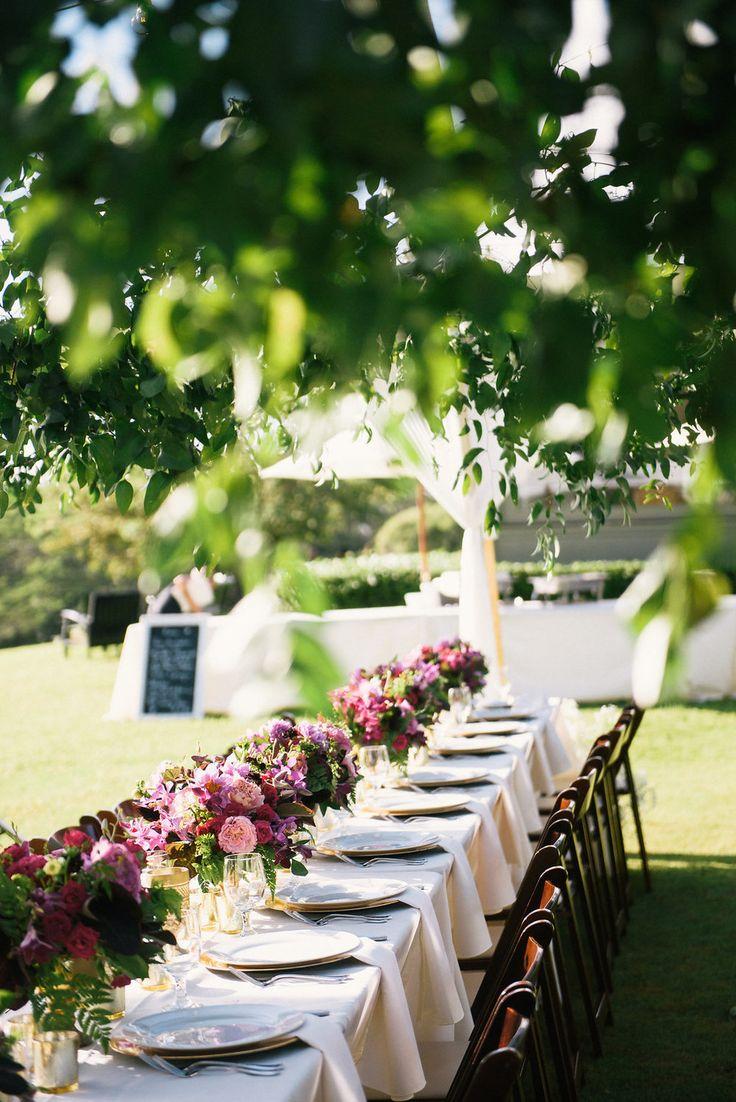 Praeclara Events. Hawaiian Wedding. Passion Roots. Wedding Reception