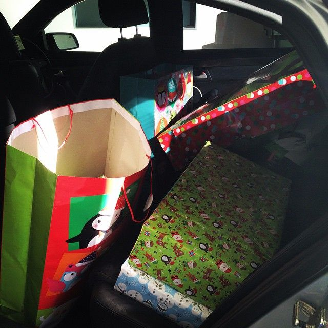 Limoso Donated presents at Christmas 2014 for the Royal Children's Hospital.
