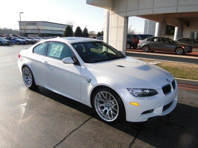 2013 Bmw M3 Coupe 2 Doors White for sale in Schererville