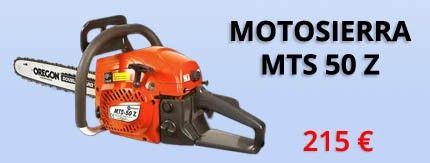 Motosierra Migarden MTS 50 Z